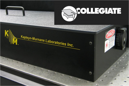 Collegiate – Ti:sapphire Laser Kit
