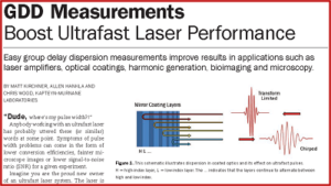 GDD Measurements