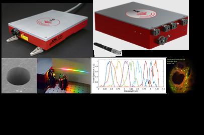 Ultrafast Fiber Laser