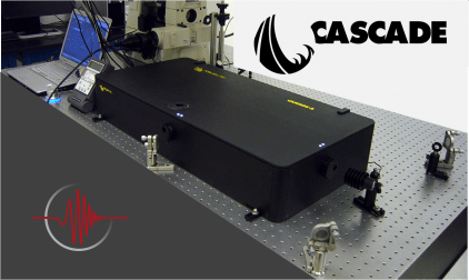 Cascade – Ti:sapphire Oscillator