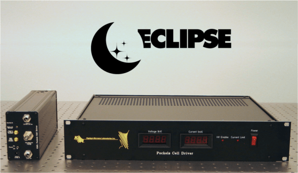 Eclipse Pockels cell pulse picker