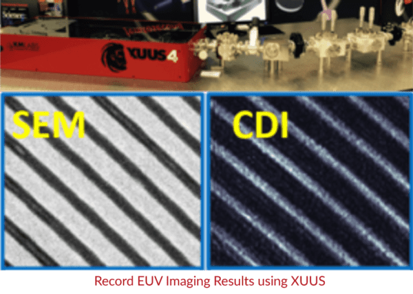 Record EUV IMaging Results using XUUS