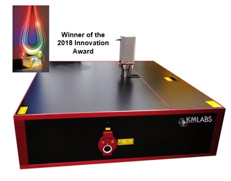 Award-winning RAEA Ti:sapphire amplifier