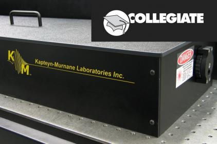 KMLabs Collegiate Ultrafast Femtosecond Oscillator Laser Kit